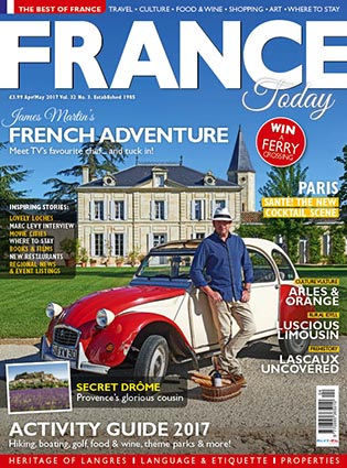 France Today // Issue 24 Apr/May 2017