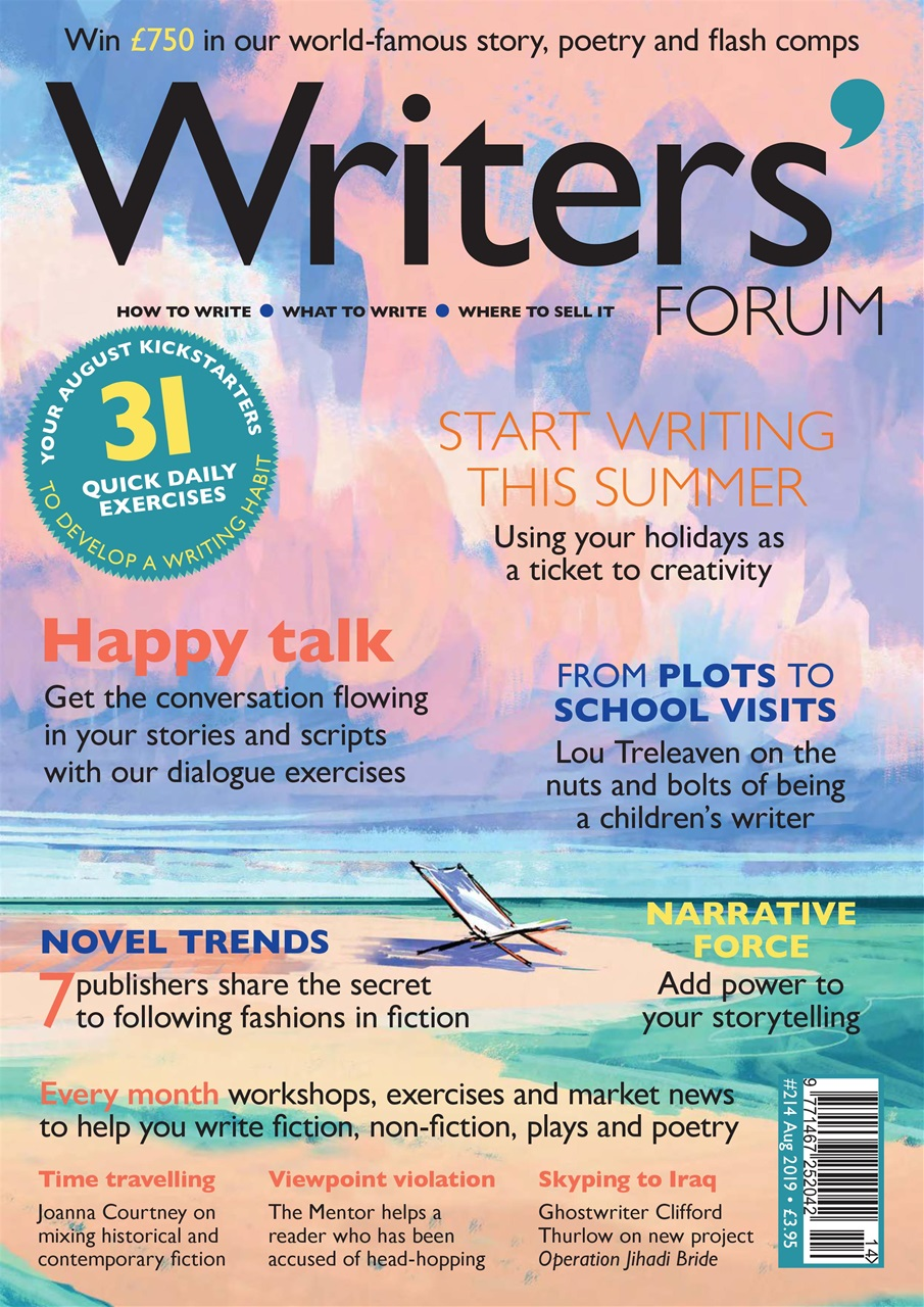 Writers' Forum // Issue 214