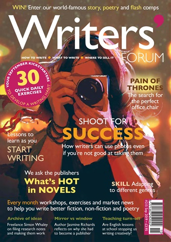 Writers' Forum // Issue 215
