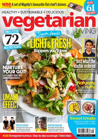 Vegetarian Living // Issue 106