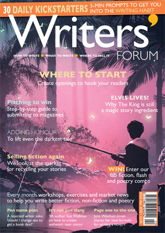 Writers' Forum // Issue 222