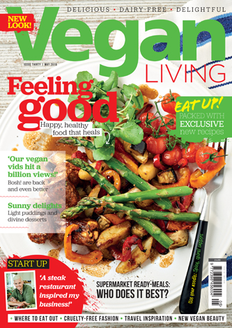 Vegan Living // Issue 30