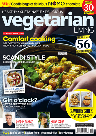 Vegetarian Living Magazine Subscriptions And Back Issues