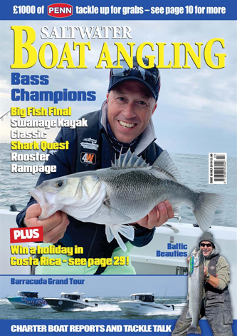 Saltwater Boat Angling // Issue 38