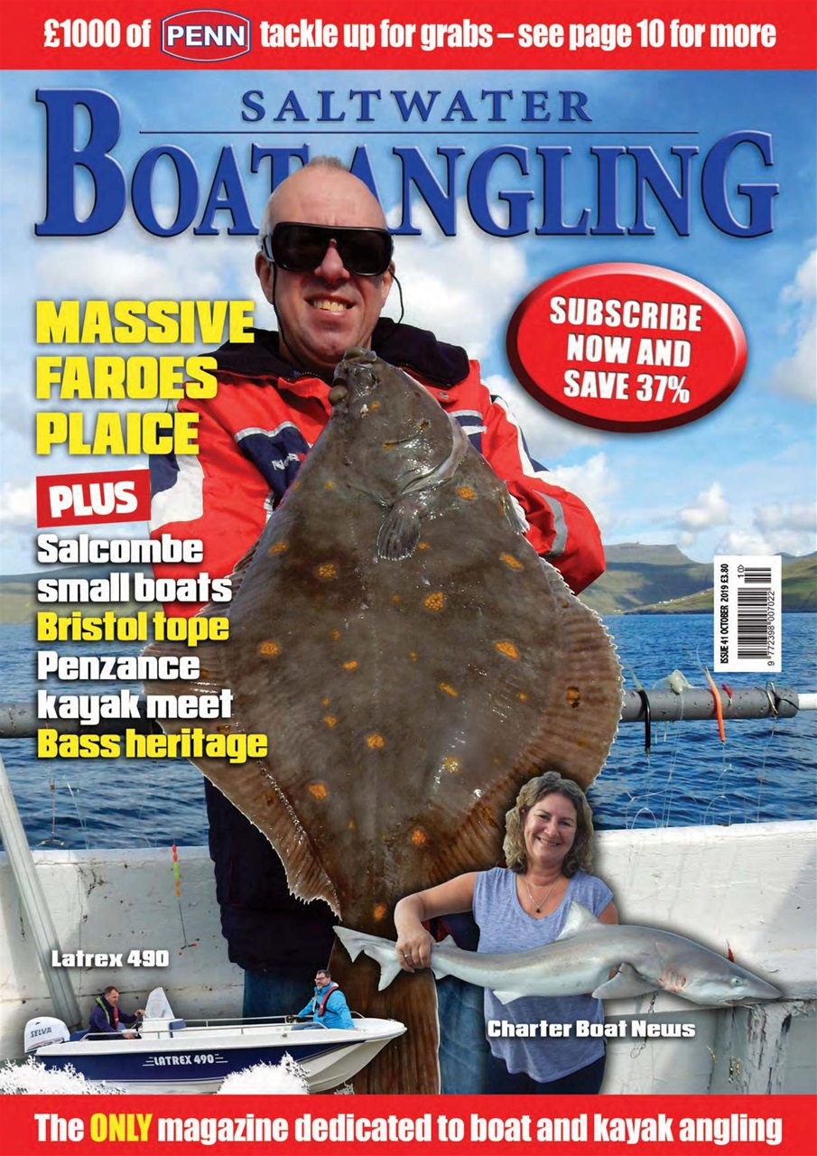 Saltwater Boat Angling // Issue 41