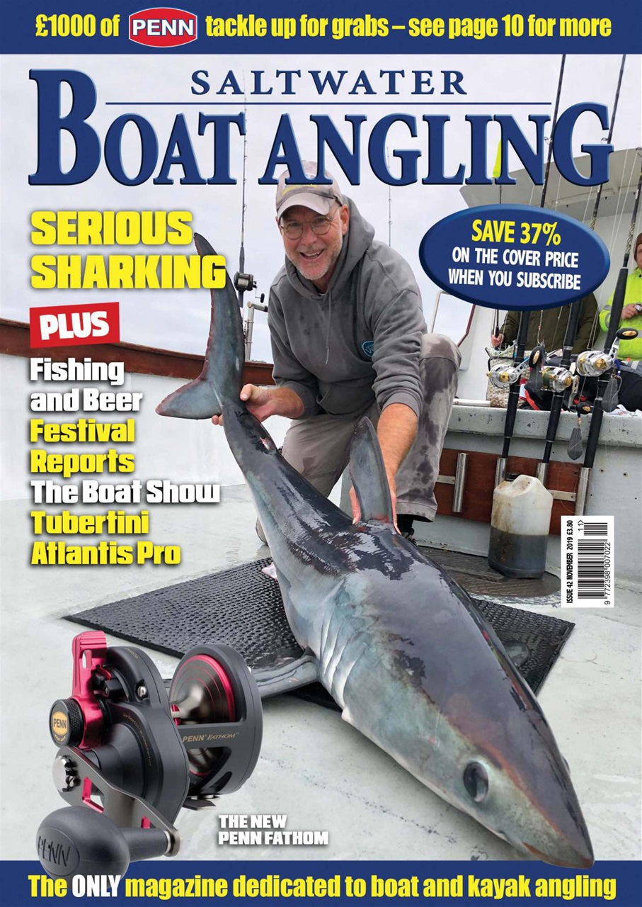 Saltwater Boat Angling // Issue 42