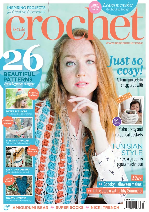 Inside Crochet // Issue 57