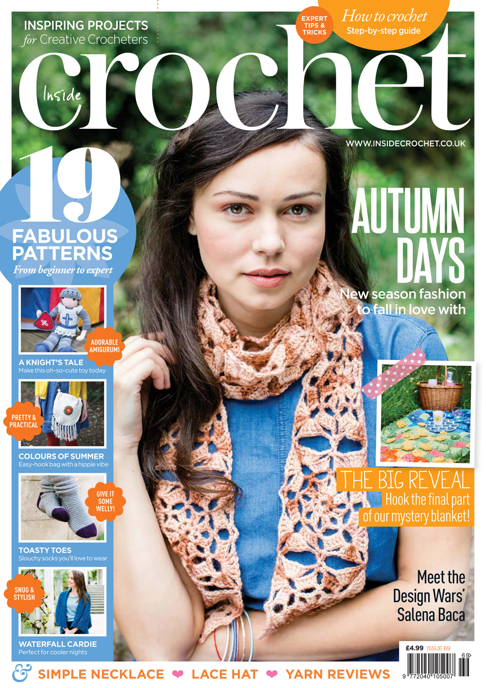 Inside Crochet // Issue 69