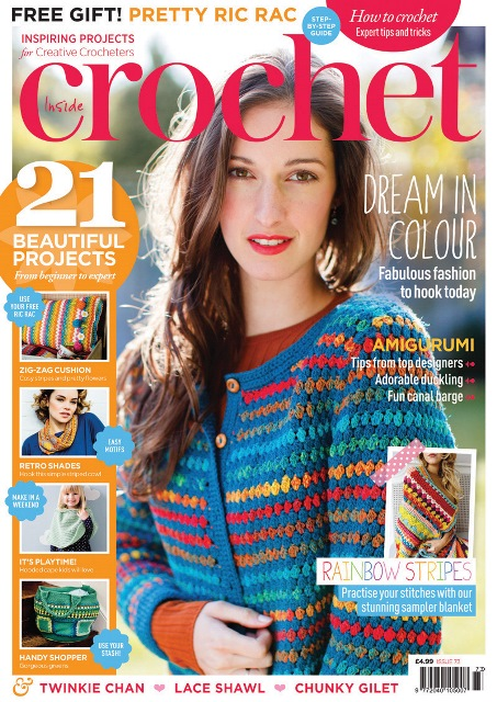 Inside Crochet // Issue 73