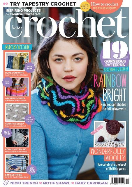 Inside Crochet // Issue 88