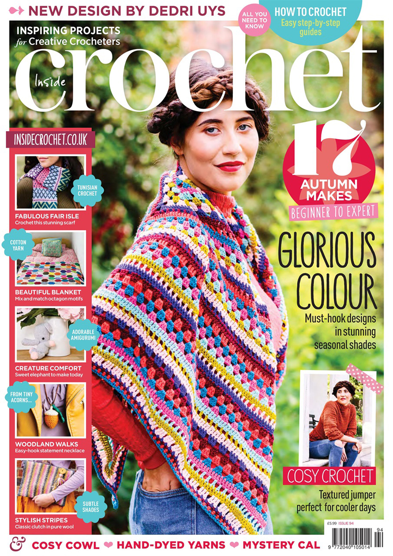 Inside Crochet // Issue 94