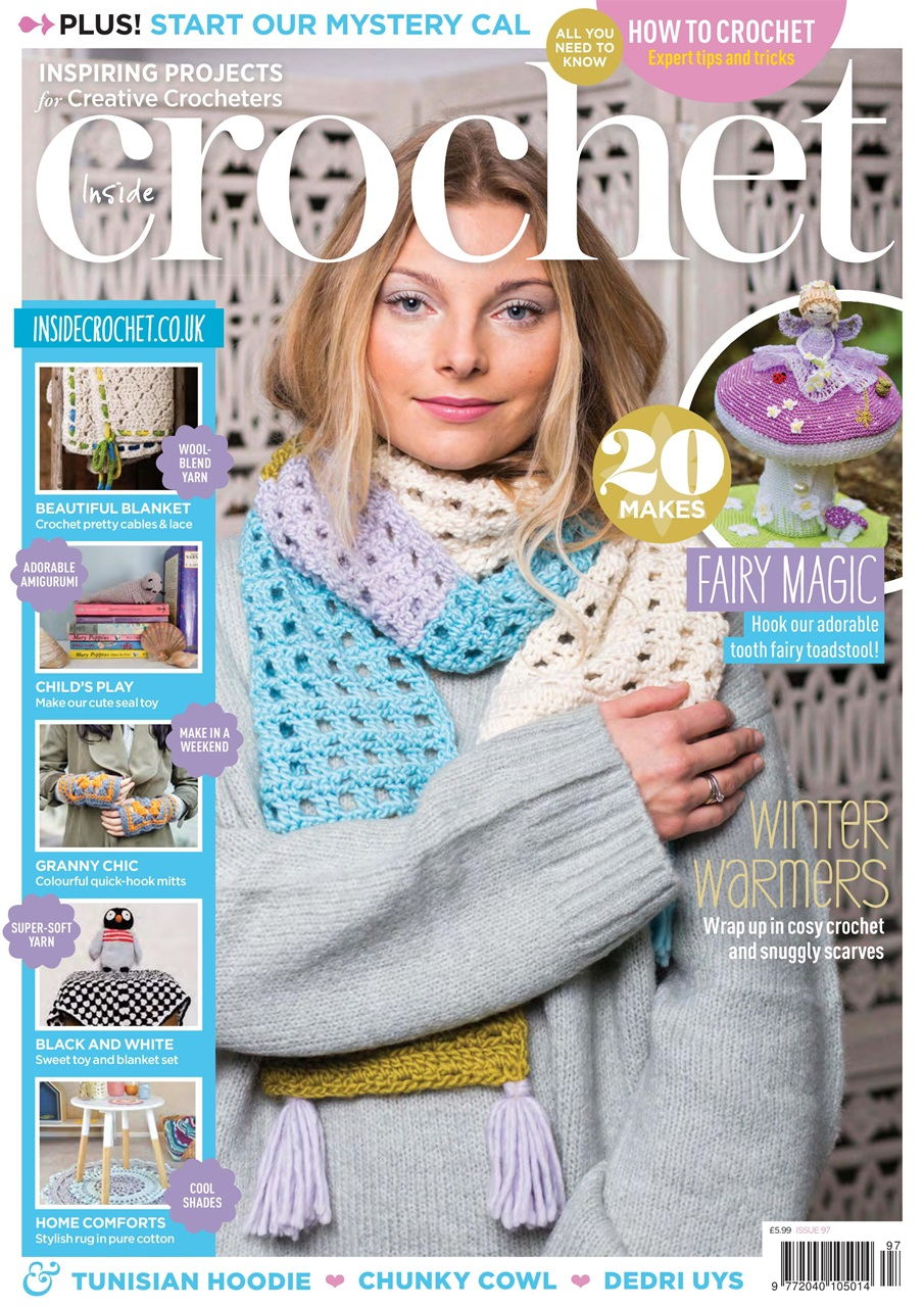 Inside Crochet // Issue 97