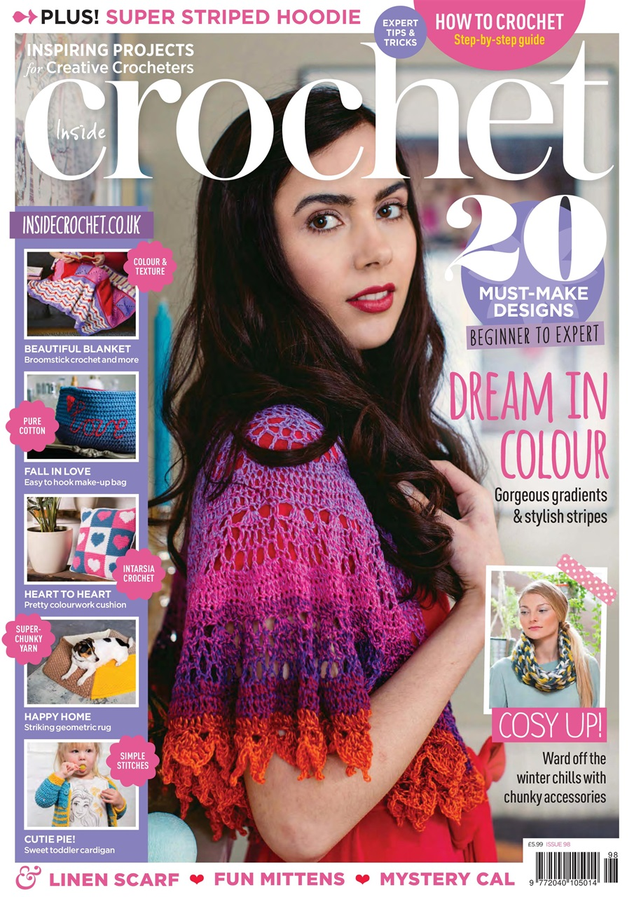 Inside Crochet // Issue 98