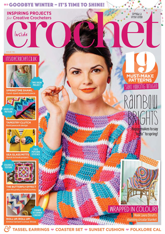 Inside Crochet // Issue 110