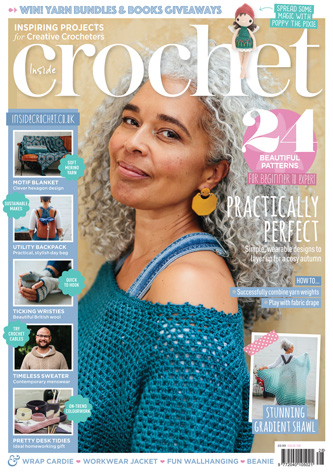 Inside Crochet // Issue 128