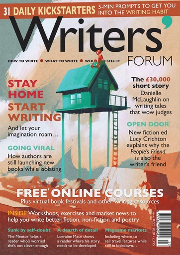 Writers' Forum // Issue 223