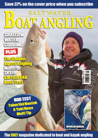 Saltwater Boat Angling // Issue 43