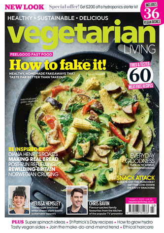 Vegetarian Living // Issue 116