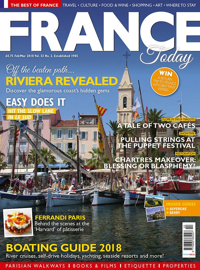 France Today // Feb/Mar 2018