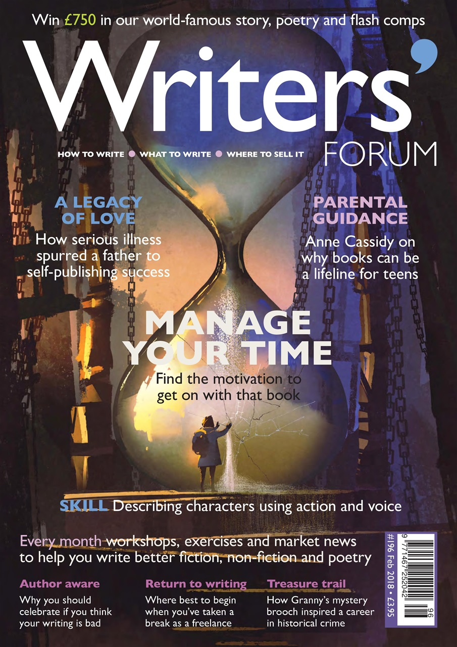 Writers' Forum // Issue 196