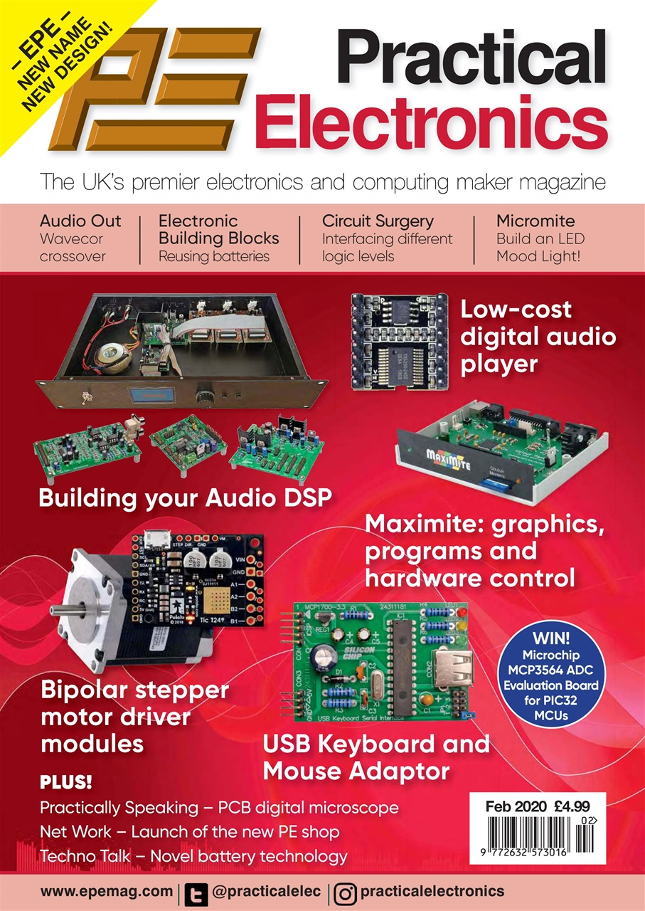 Practical Electronics // Issue 122
