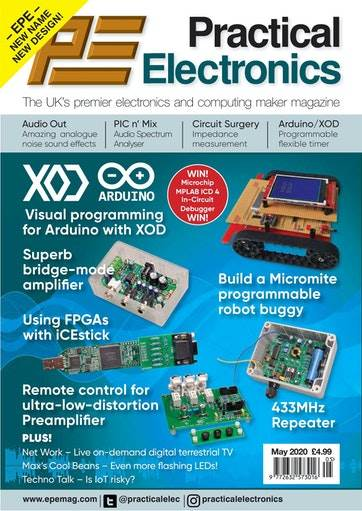 Practical Electronics // Issue 125