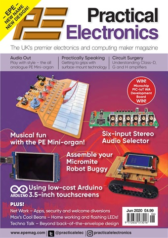 Practical Electronics // Issue 126