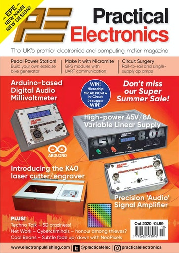 Practical Electronics // Issue 130