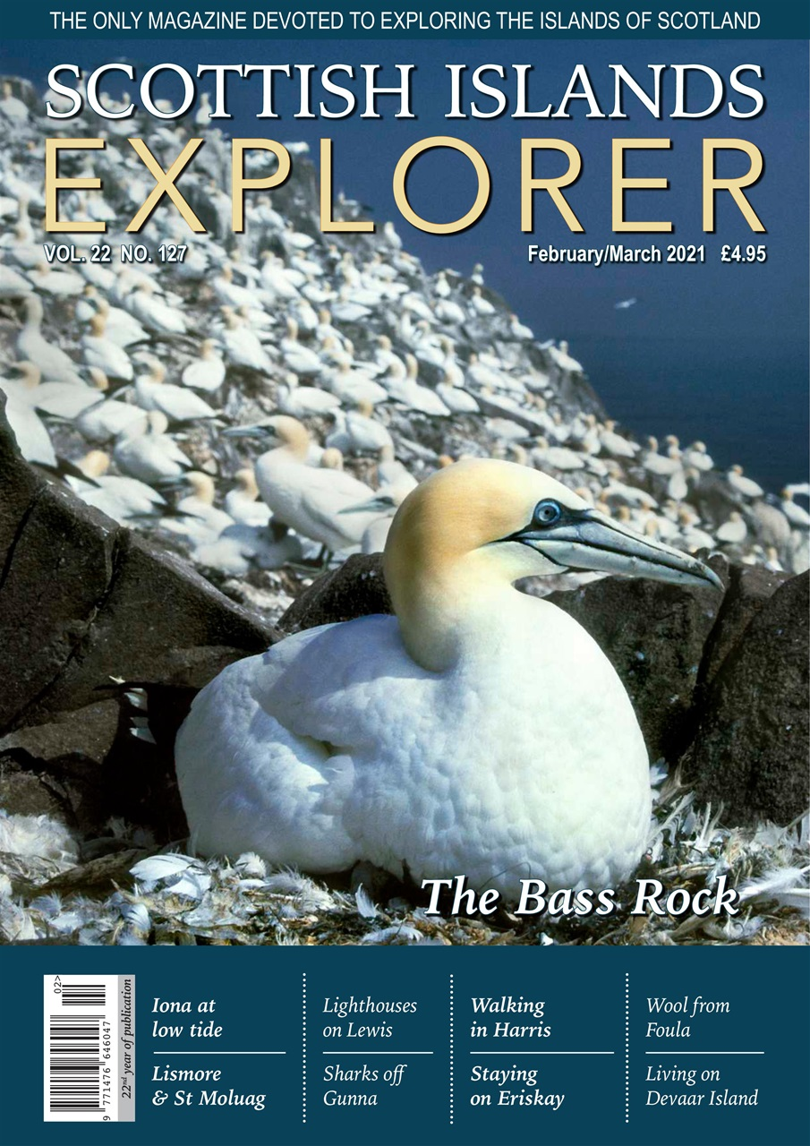 Scottish Islands Explorer // Issue 127